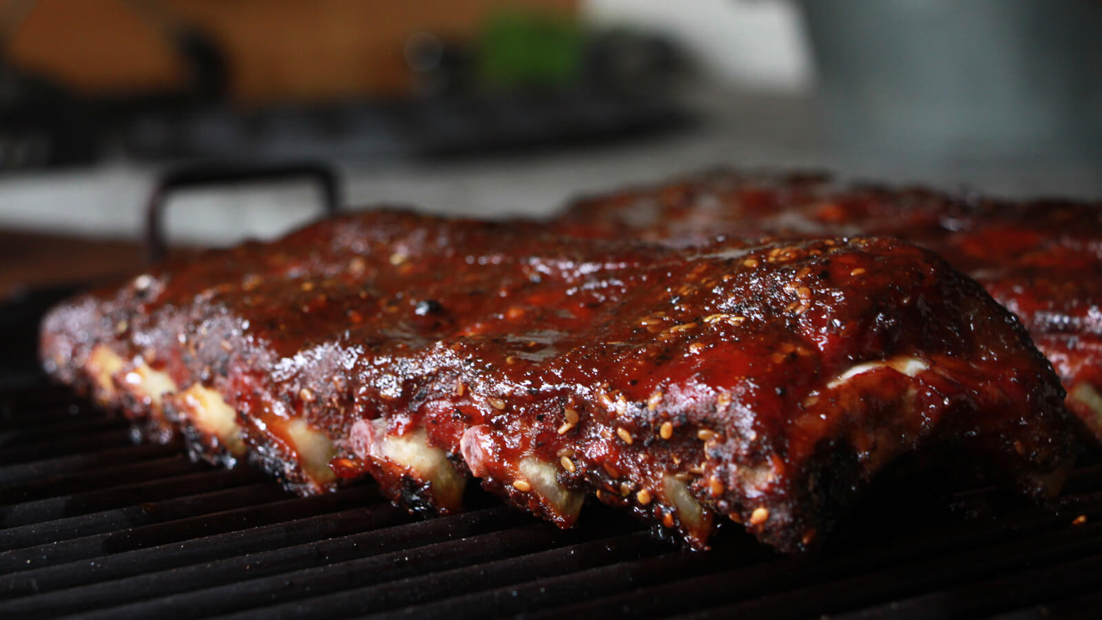 Oosterse Stijl Spareribs