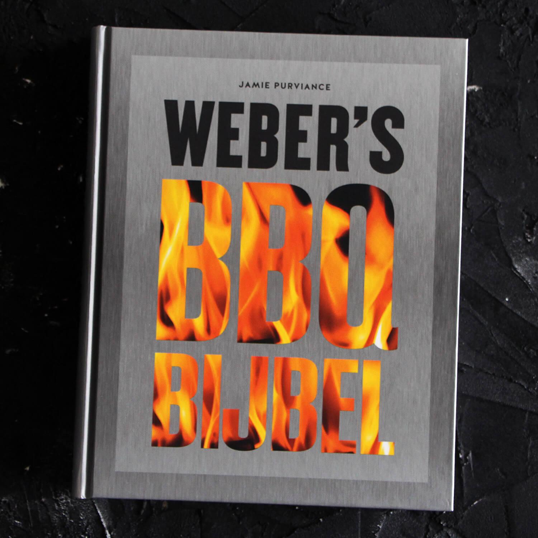 BBQ kookboeken - Weber's BBQ Bijbel