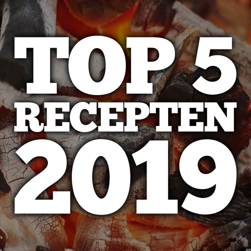 Benieuwd naar de 5 beste BBQ recepten van 2019? je vindt ze hier!