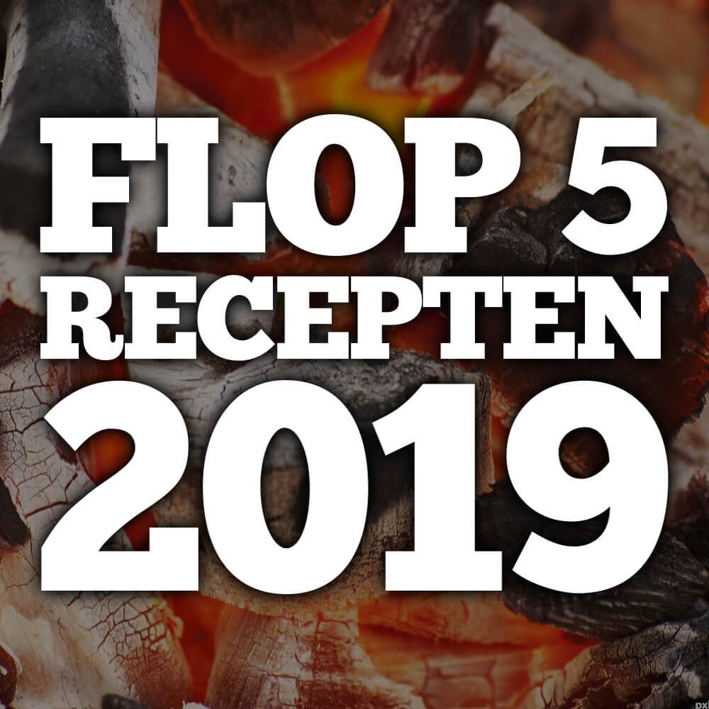 Benieuwd naar de 5 minst populaire BBQ recepten van 2019? je vindt ze hier!