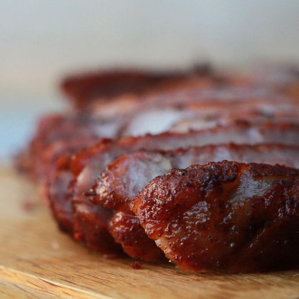 Iberico Koteletten BBQ