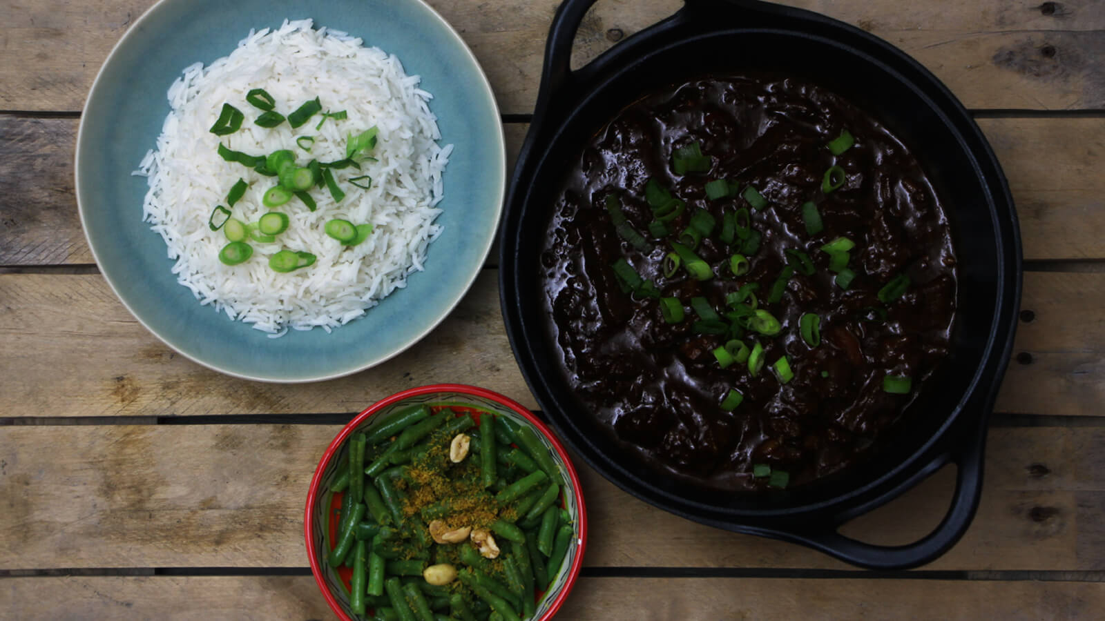 Indonesisch Stoofvlees uit de Dutch Oven