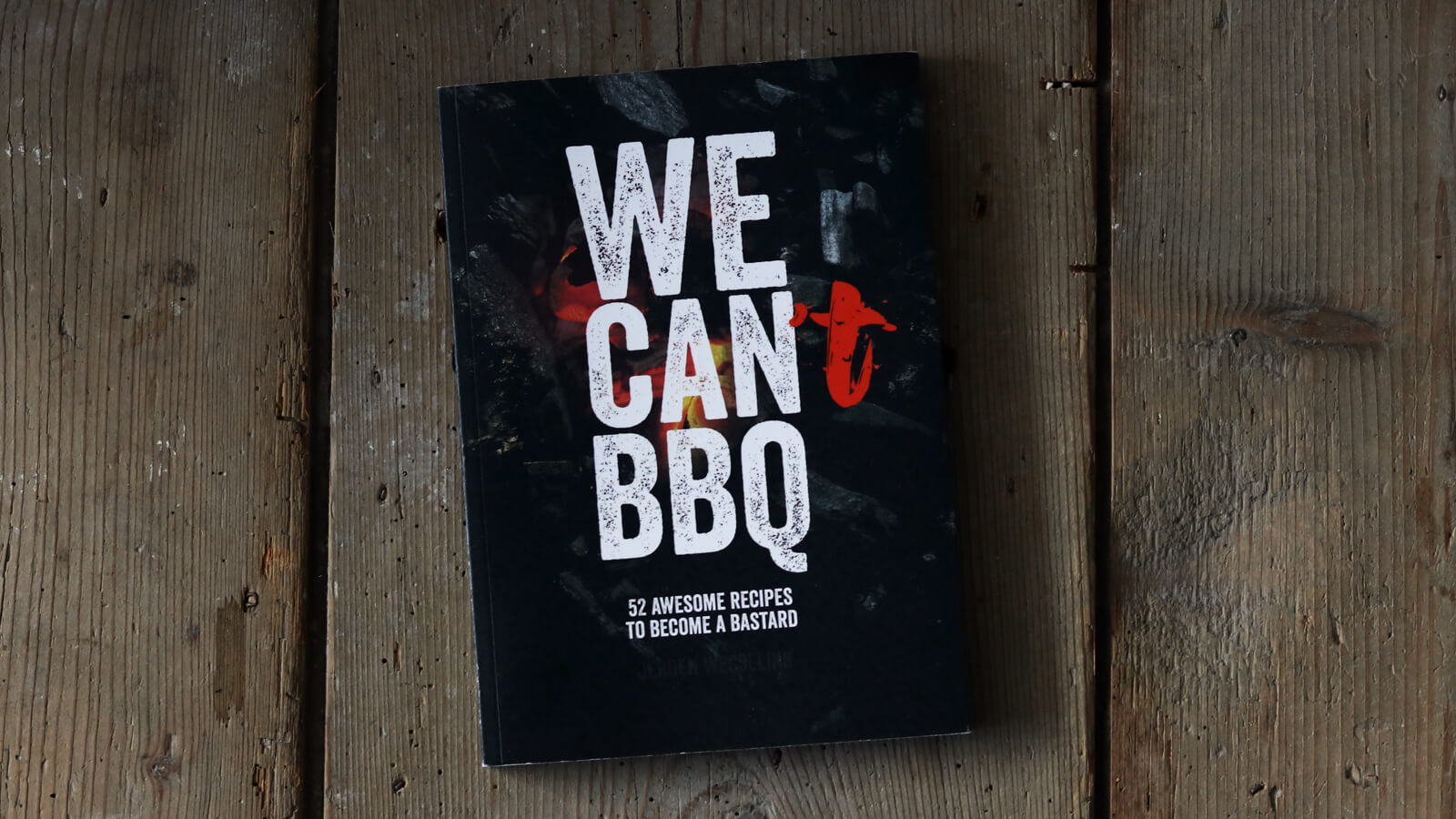 Boekreview: We Can('t) BBQ