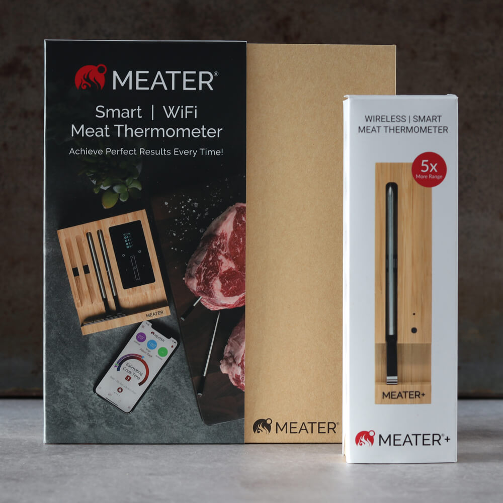 Review MEATER+ kernthermometer en MEATER Block kernthermometer