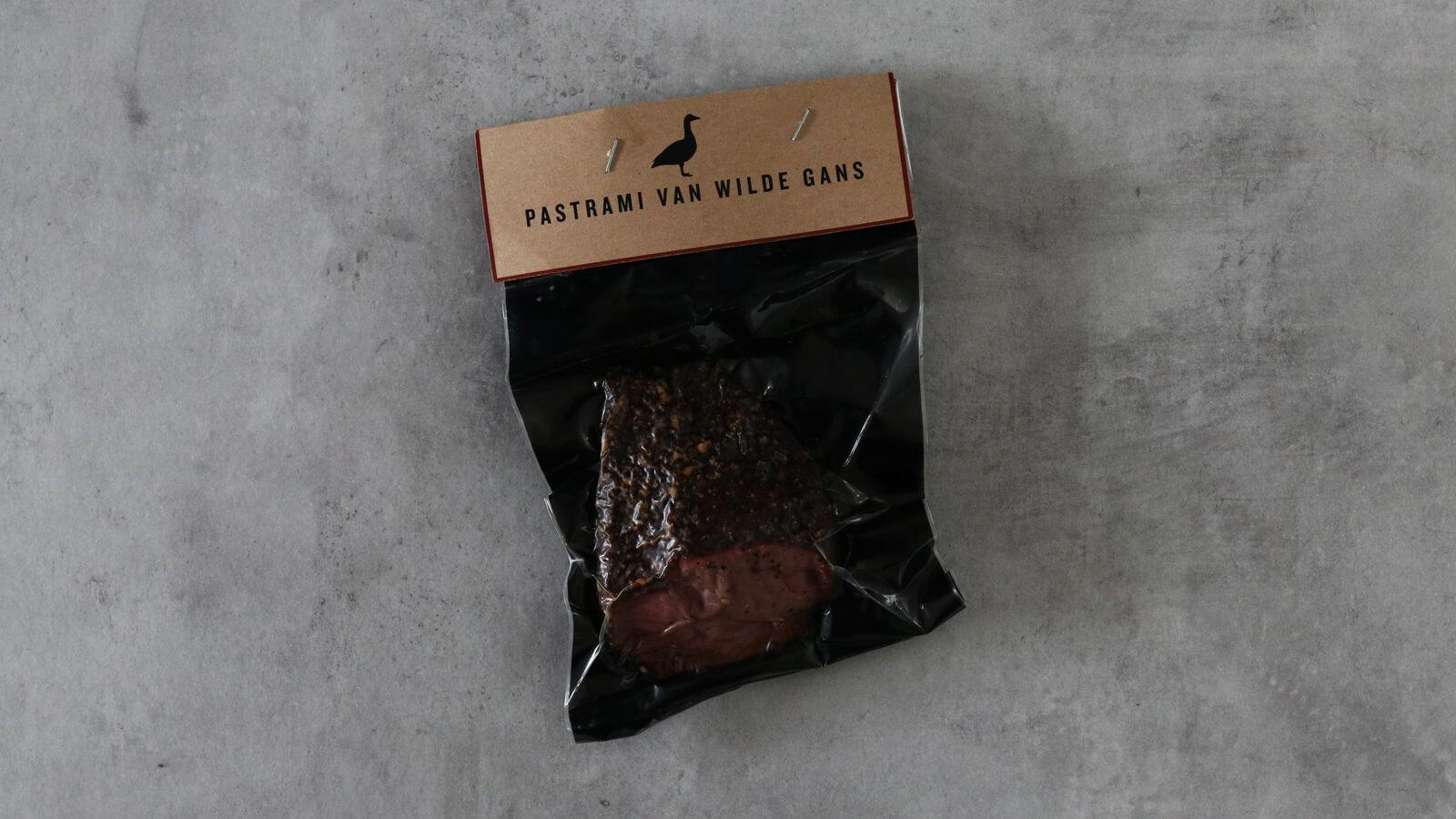 Wild van Wild Wilde Gans Pastrami