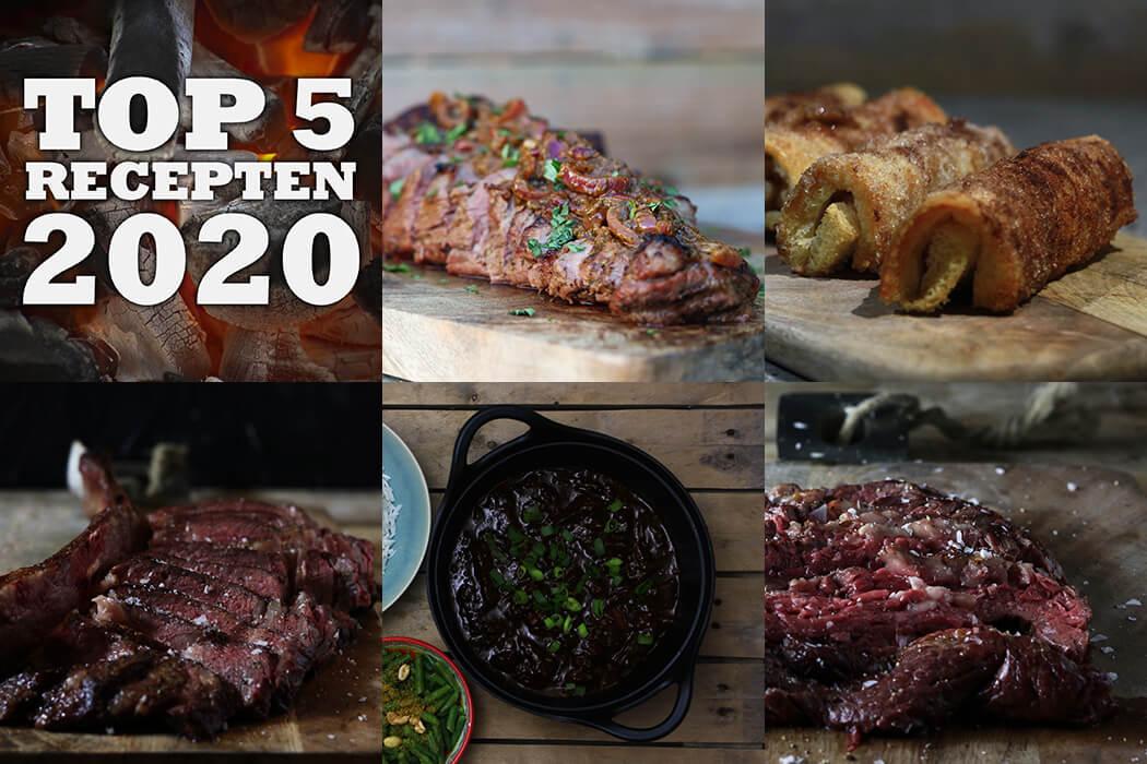 Benieuwd naar de 5 beste BBQ recepten van 2020? Je vindt ze hier!