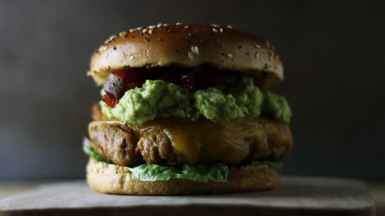 Chicken Taco Hamburgers