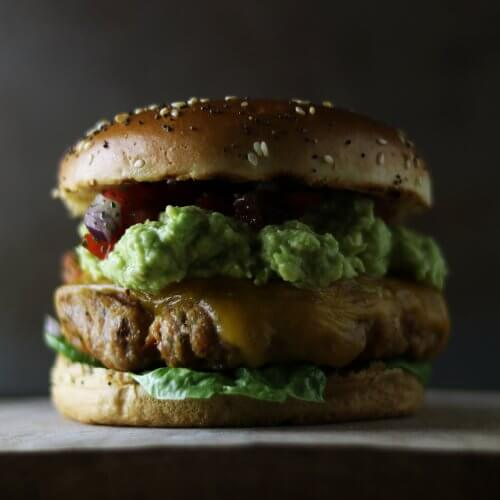Chicken Tago Burgers