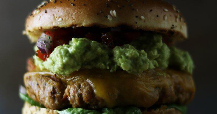 Chicken Tago Burgers