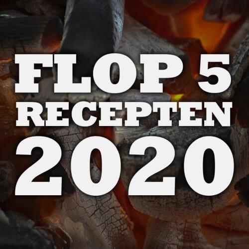 Flop Recepten van 2020