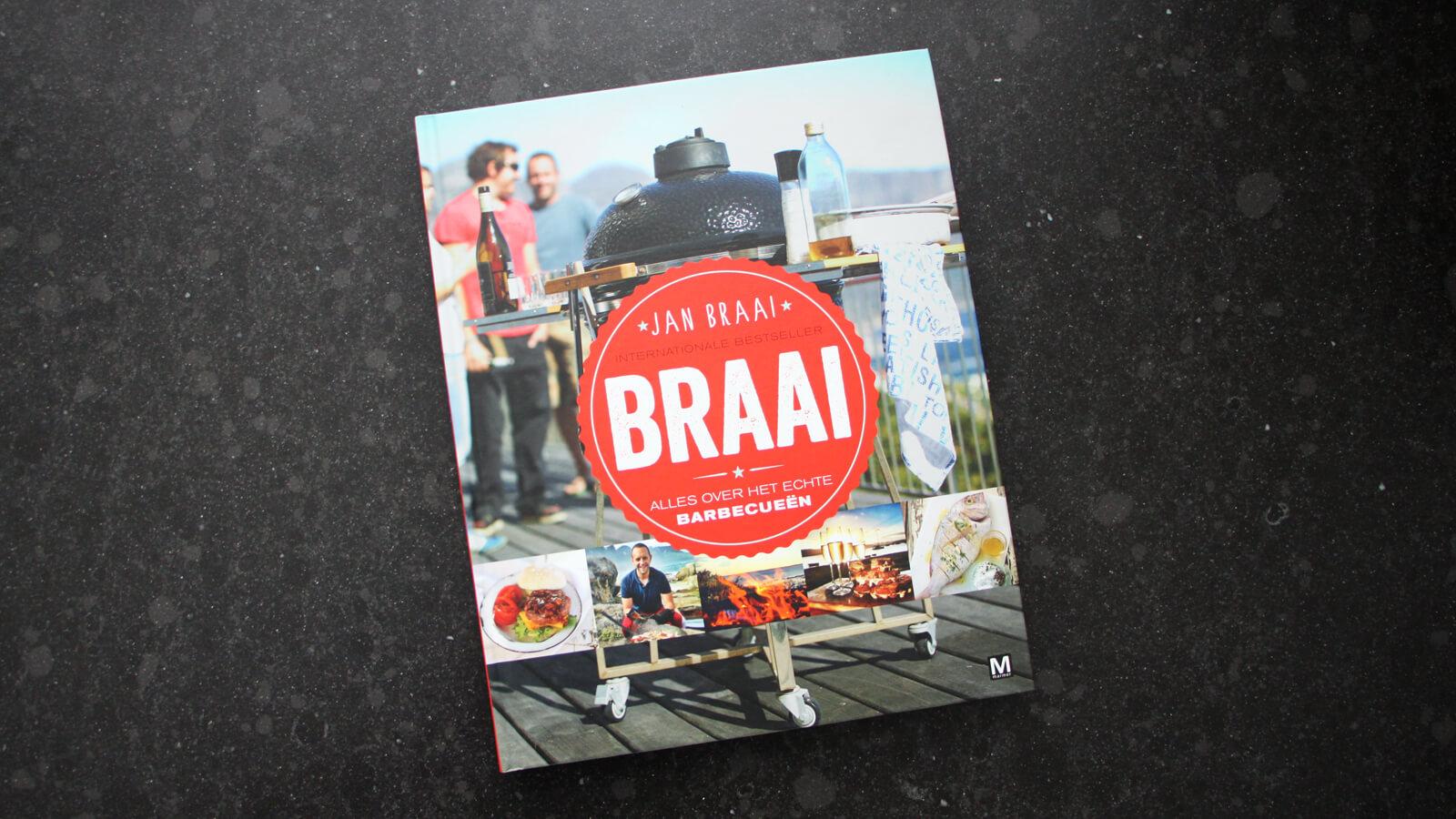 De Beste Tikka Masala van Jan Braai, uit het boek Braai