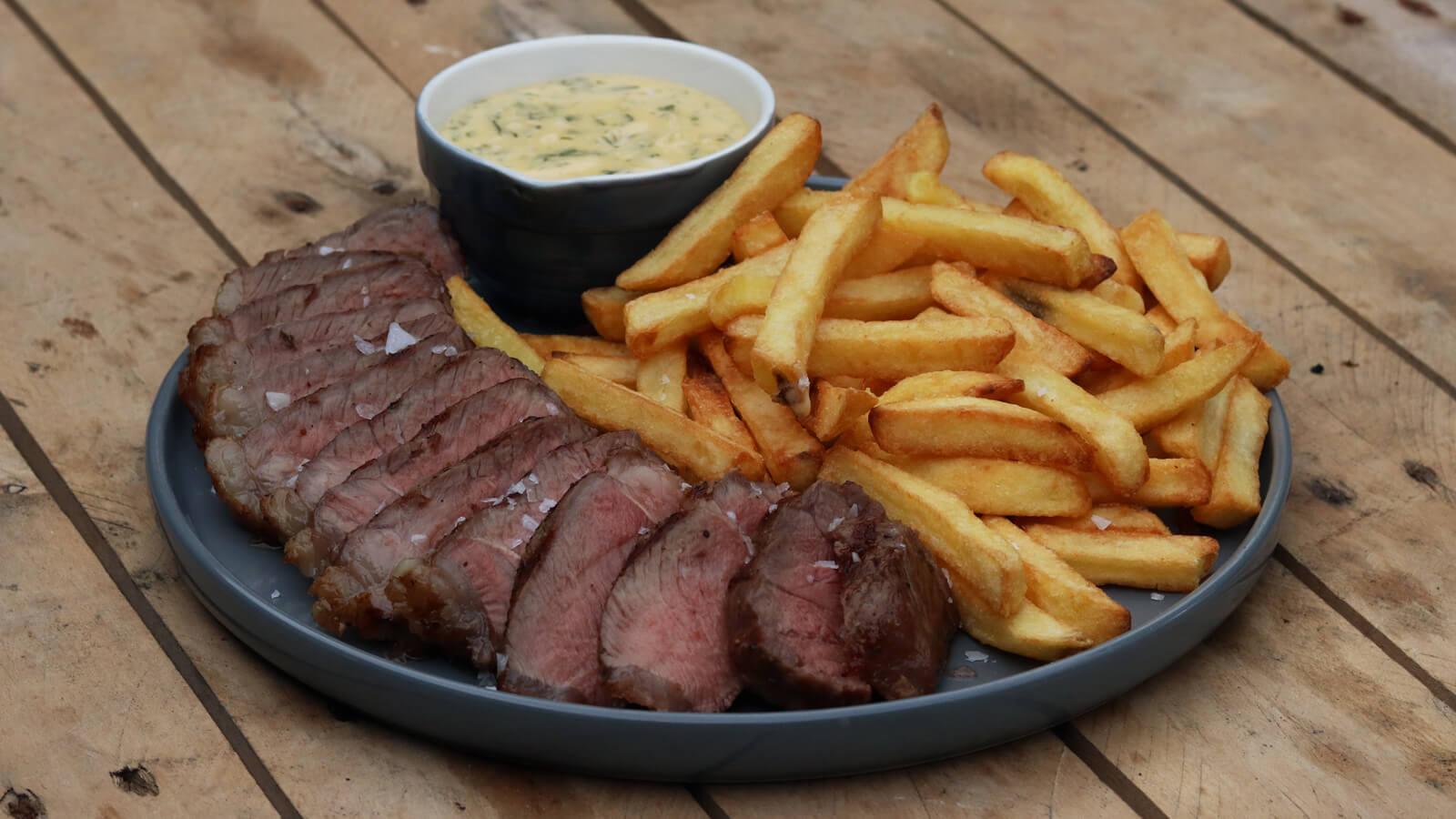 steak-frites-recept